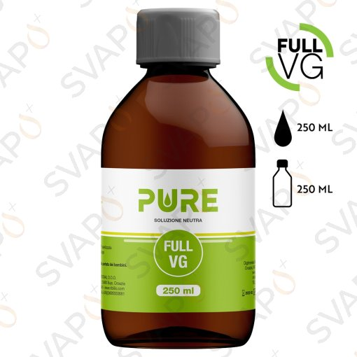 PURE - FULL VG Base 250 ML