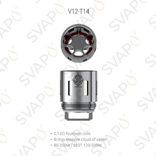 SMOK - 3 Pz COIL PER TFV12 - T14
