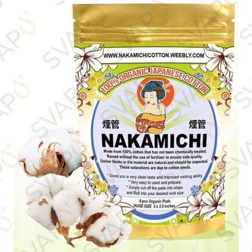 NAKAMICHI - COTONE GIAPPONESE V2