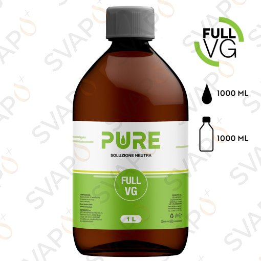PURE - FULL VG Base 1000 ML