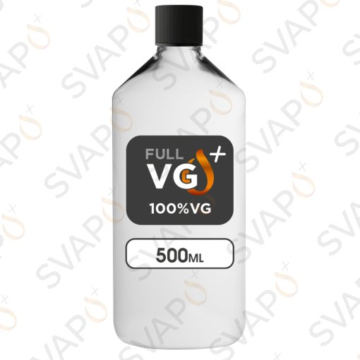 SVAPOPIU BASE FULL VG 500 ML