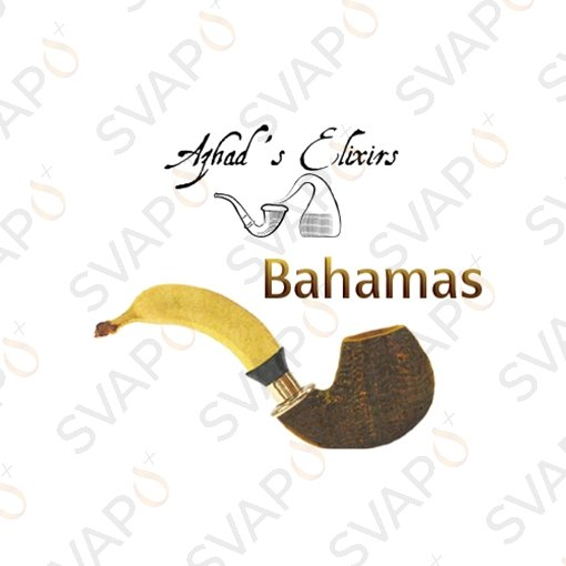 AZHAD'S ELIXIRS - BAHAMAS Aroma Concentrato 10 ML