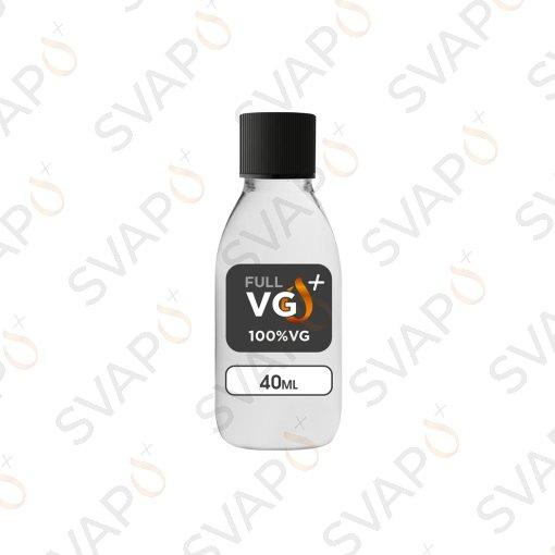 SVAPOPIU BASE FULL VG 40 ML
