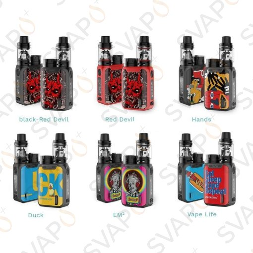 -VAPORESSO - SWAG Starter Kit Special Edition