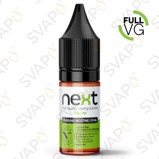 BASI - BASI PRONTE - VAPLO - NEXT - FULL VG 10 ML NICOTINA 18