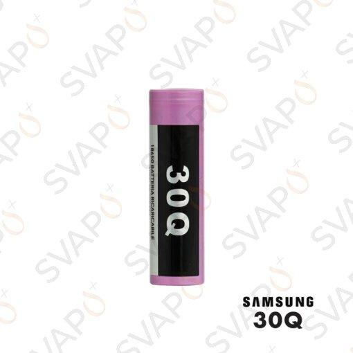 SAMSUNG - Batteria 18650 30Q 3000mAh