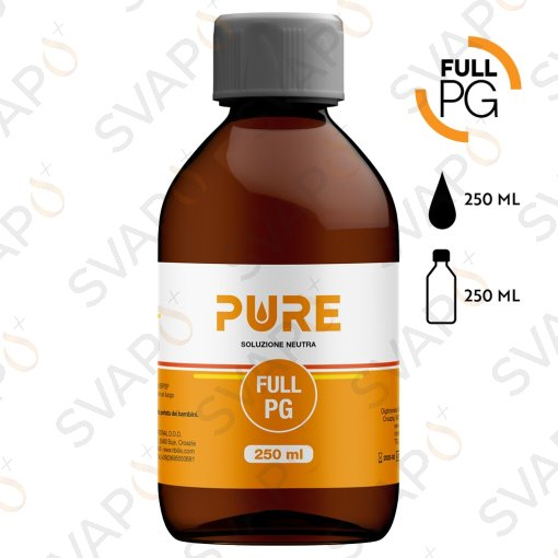 PURE - FULL PG Base 250 ML