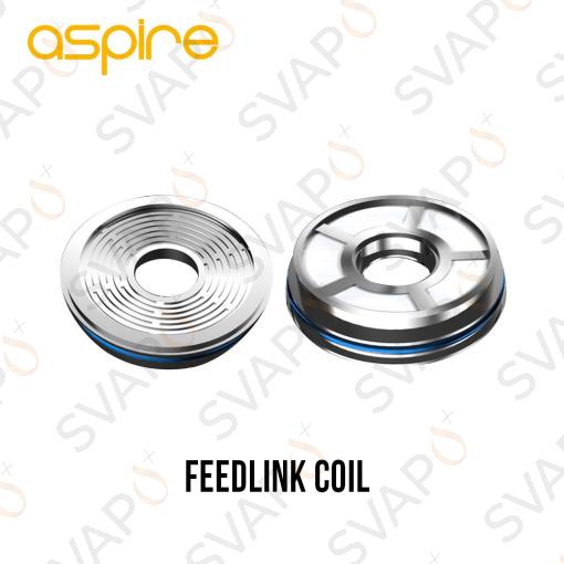 ASPIRE - 3 Pz COIL PER FEEDLINK REVVO 0.10-0.14 OHM