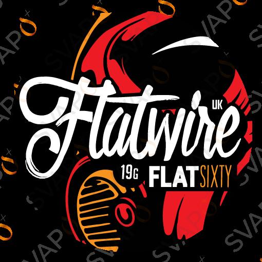 FLATWIRE UK - FLAT-60 HW6015 Filo resistivo (3MT) 19GA