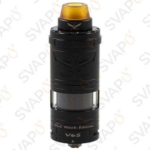 VAPOR GIANT - V6S DLC Atomizzatore Black Edition