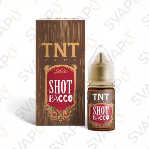 TNT VAPE - SHOT BACCO Aroma Concentrato 10 ML