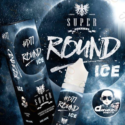 LIQUIDI SCOMPOSTI - MIX SERIES 50+10 - SUPER FLAVOR  - SUPER FLAVOR - ROUND ICE #D77 MIX SERIES 50 ML