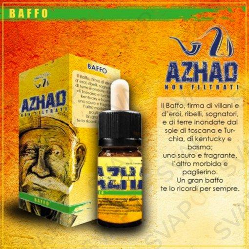 AZHAD'S ELIXIR - BAFFO NON FILTRATI Aroma Concentrato10 ML