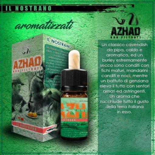 AZHAD'S ELIXIR - IL NOSTRANO NON FILTRATI Aroma Concentrato10 ML