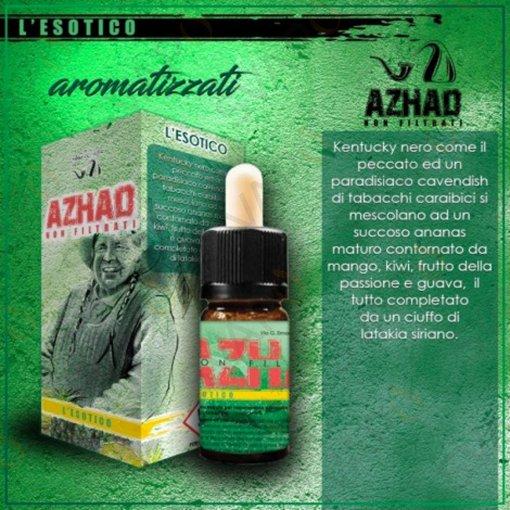 AZHAD'S ELIXIR - L'ESOTICO NON FILTRATI Aroma Concentrato10 ML