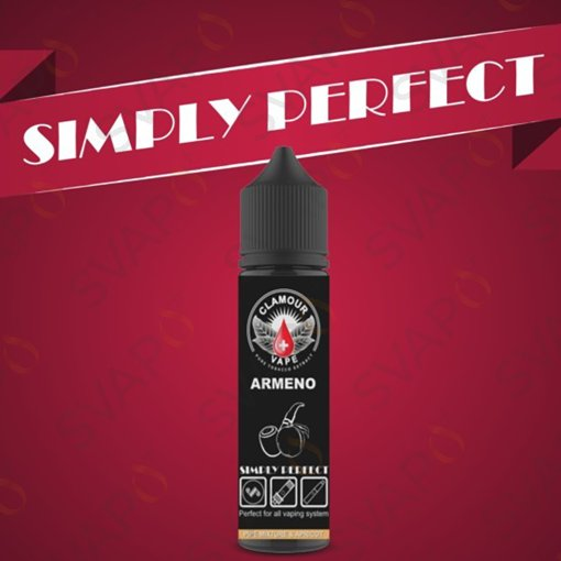 LIQUIDI SCOMPOSTI - SHOT SERIES 20+40 - CLAMOUR VAPE  - ARMENO SHOT SERIES 20 ML