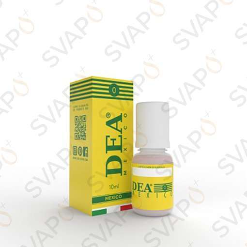 LIQUIDI PRONTI - 10 ML - DEA FLAVOR  - MEXICO 10 ML