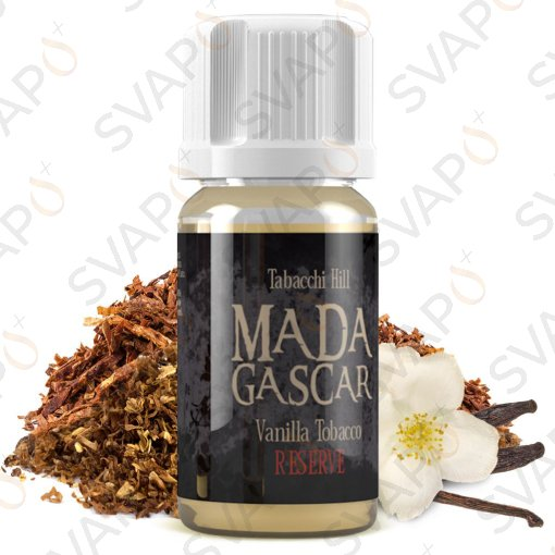 AROMI - AROMI - AROMI CONCENTRATI 10 ML - AROMI CONCENTRATI 10 ML - VAPORART - SUPERFLAVOR - MADAGASCAR RESERVE AROMA CONCENTRATO 10 ML