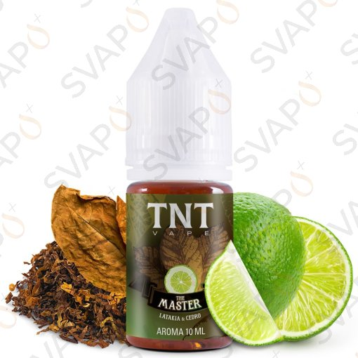 TNT VAPE - THE MASTER Aroma Concentrato 10 ML