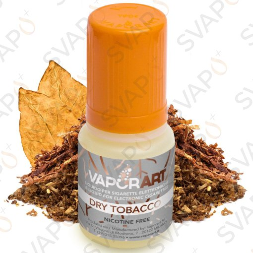 -VAPORART - DRY TOBACCO 10 ML