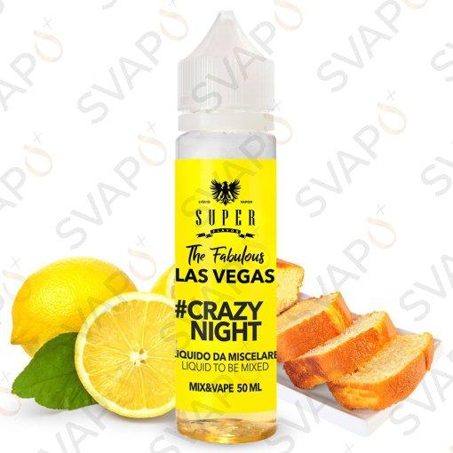 VAPORART - SUPERFLAVOR - CRAZY NIGHT Mix Series 50 ML