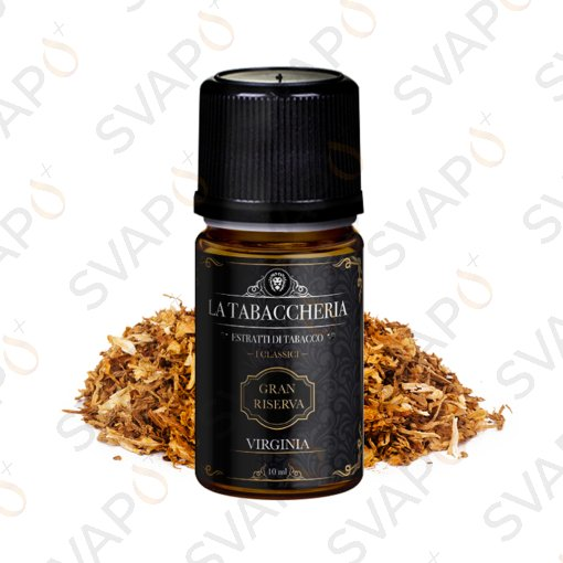 LA TABACCHERIA - GRAN RISERVA - VIRGINIA - Aroma Concentrato 10ML