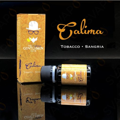 AROMI - AROMI CONCENTRATI 10 ML - THE VAPING GENTLEMEN CLUB  - CALIMA AROMA CONCENTRATO 10 ML