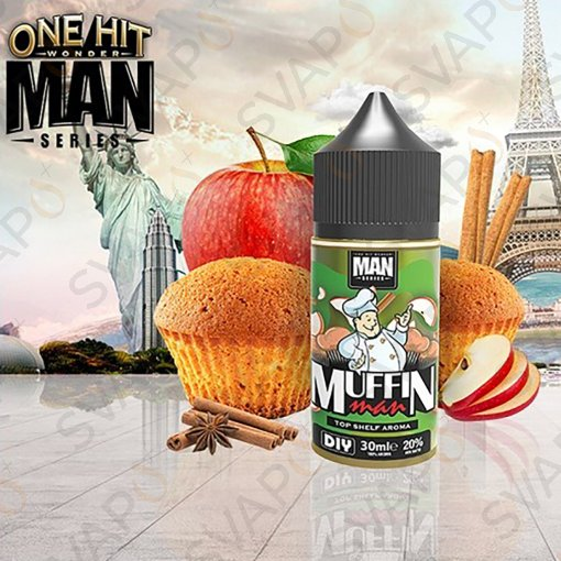 ONE HIT WONDER - MUFFIN MAN Aroma Concentrato 30 ML