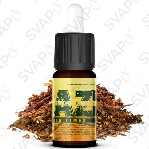 AZHAD'S ELIXIRS - OLD TIMES Aroma Concentrato 10 ML
