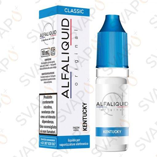 -ALFALIQUID - ORIGINAL TABACCO KENTUKY 10 ML