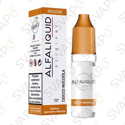 -ALFALIQUID - ORIGINAL GOLOSI CIOCCO NOCCIOLA 10 ML