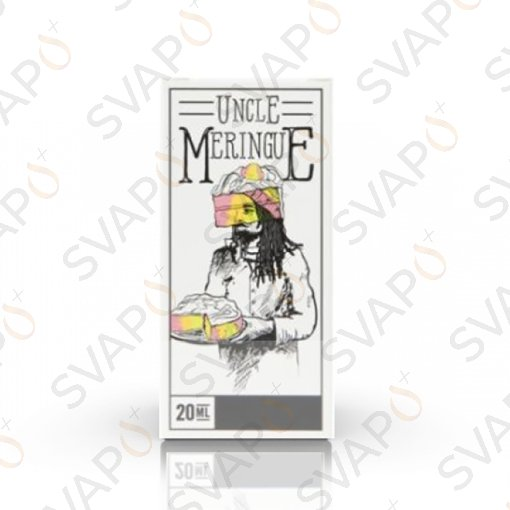 CHARLIE'S CHALK DUST - UNCLE MERINGUE Aroma Concentrato 20 ML