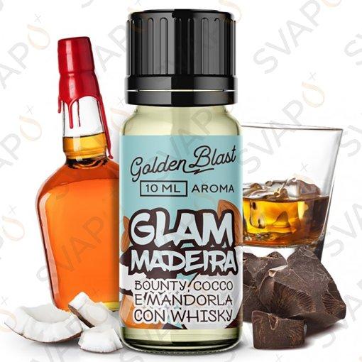 DEORO - GLAM MADEIRA Aroma Concentrato 10 ML