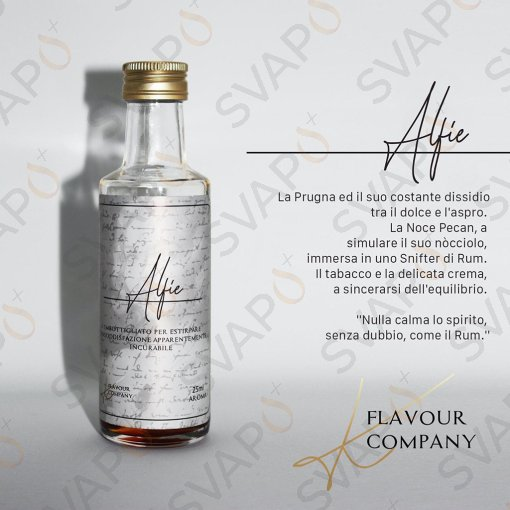 K FLAVOUR COMPANY - ALFIE Shot Series 25 ML