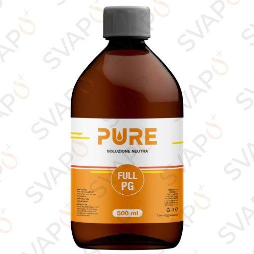 FULL PG - PURE - 500 ML - BOTTIGLIA 1000 ML