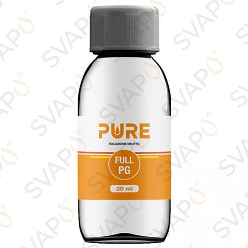 FULL PG - PURE - 30 ML - BOTTIGLIA 120 ML