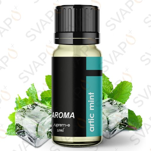 AROMI - AROMI CONCENTRATI 10 ML - SUPREM-E -  - ARTIC MINT AROMA CONCENTRATO 10 ML