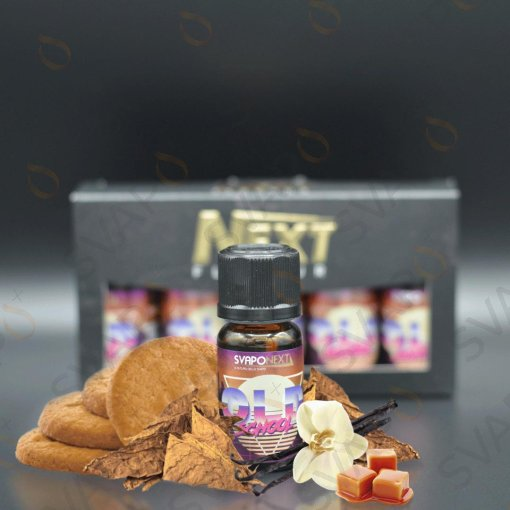 AROMI - AROMI CONCENTRATI 10 ML - SVAPONEXT  - NEXT FLAVOUR OLD SCHOOL AROMA CONCENTRATO 10 ML