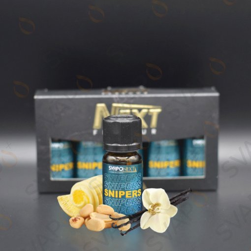 AROMI - AROMI CONCENTRATI 10 ML - SVAPONEXT  - NEXT FLAVOUR SNIPERS AROMA CONCENTRATO 10 ML