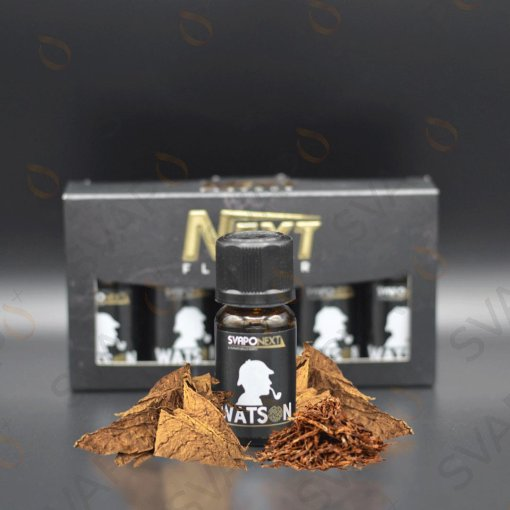 AROMI - AROMI CONCENTRATI 10 ML - SVAPONEXT  - NEXT FLAVOUR WATSON AROMA CONCENTRATO 10 ML