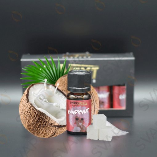 AROMI - AROMI CONCENTRATI 10 ML - SVAPONEXT  - NEXT FLAVOUR CANDYNUT AROMA CONCENTRATO 10 ML