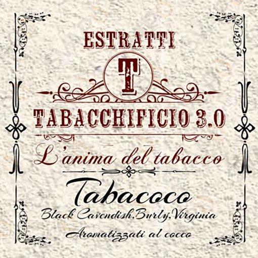 AROMI - AROMI CONCENTRATI 20 ML - TABACCHIFICIO 3.0  - AROMATIZZATI TABACOCO AROMA CONCENTRATO 20 ML