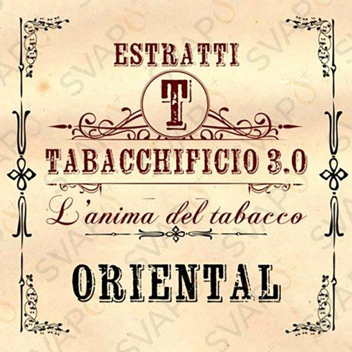 AROMI - AROMI CONCENTRATI 20 ML - TABACCHIFICIO 3.0  - TABACCHI IN PUREZZA ORIENTAL AROMA CONCENTRATO 20 ML