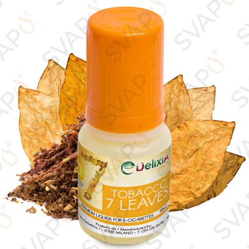VAPORART - DELIXIA - 7 LEAVES - DELIXIA 10 ML