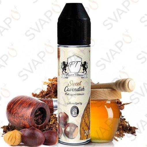 -ANGOLO DELLA GUANCIA - SWEET CAVENDISH Shot Series Organico Microfiltrato 20 ML