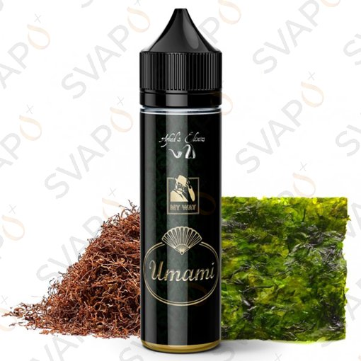-AZHAD'S ELIXIRS - UMAMI Mix Series 40 ML