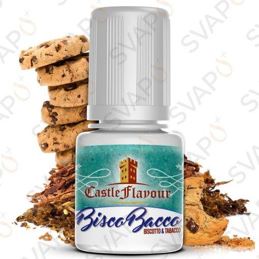 CASTLE FLAVOUR - BISCOBACCO Aroma Concentrato 10 ML