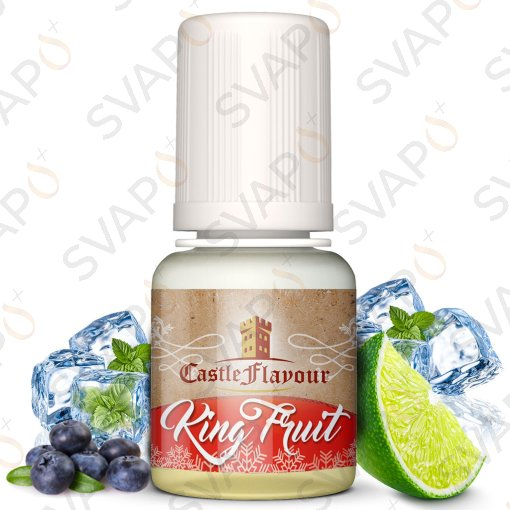 CASTLE FLAVOUR - KING FRUIT Aroma Concentrato 10 ML