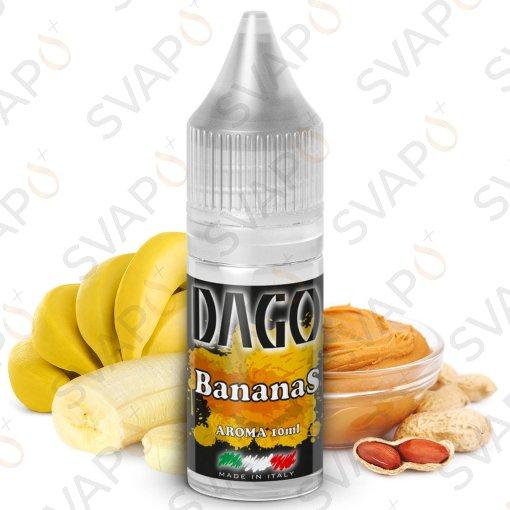 DAGO - BANANAS Aroma Concentrato 10 ML