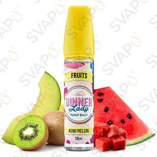 DINNER LADY - KIWI MELON Shot Series 20 ML
